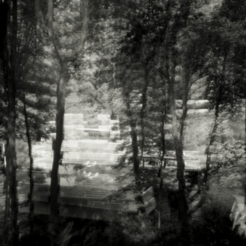 Fallingwater II, Bear Run, Pennsylvania, 1995