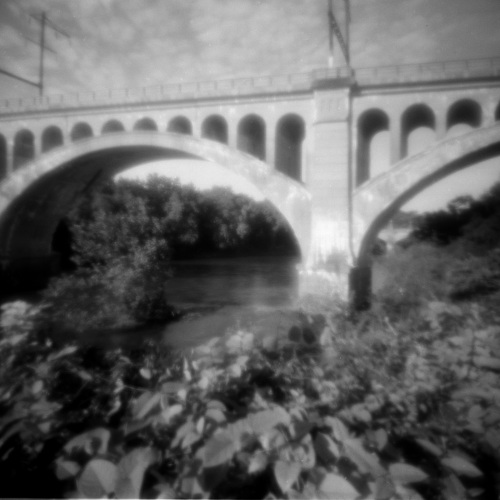 Manayunk Bridge Late Summer, 2020